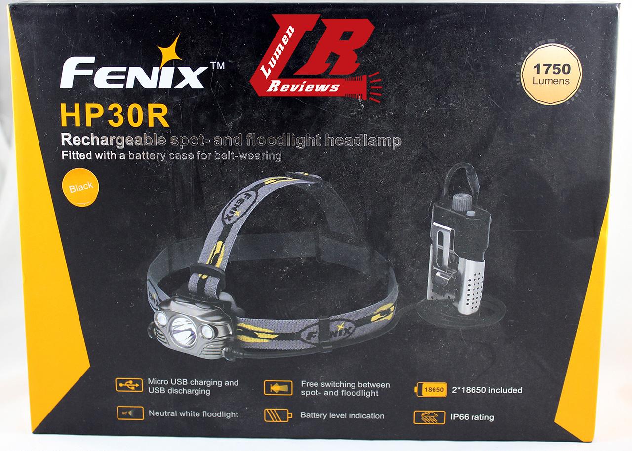 Fenix HP30R 01