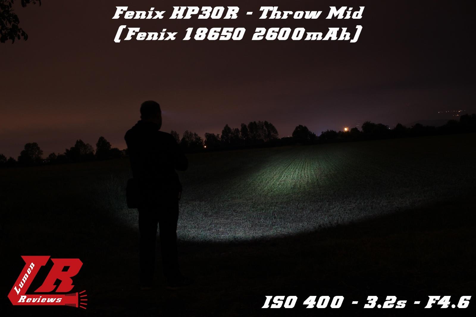 Fenix HP30R 27