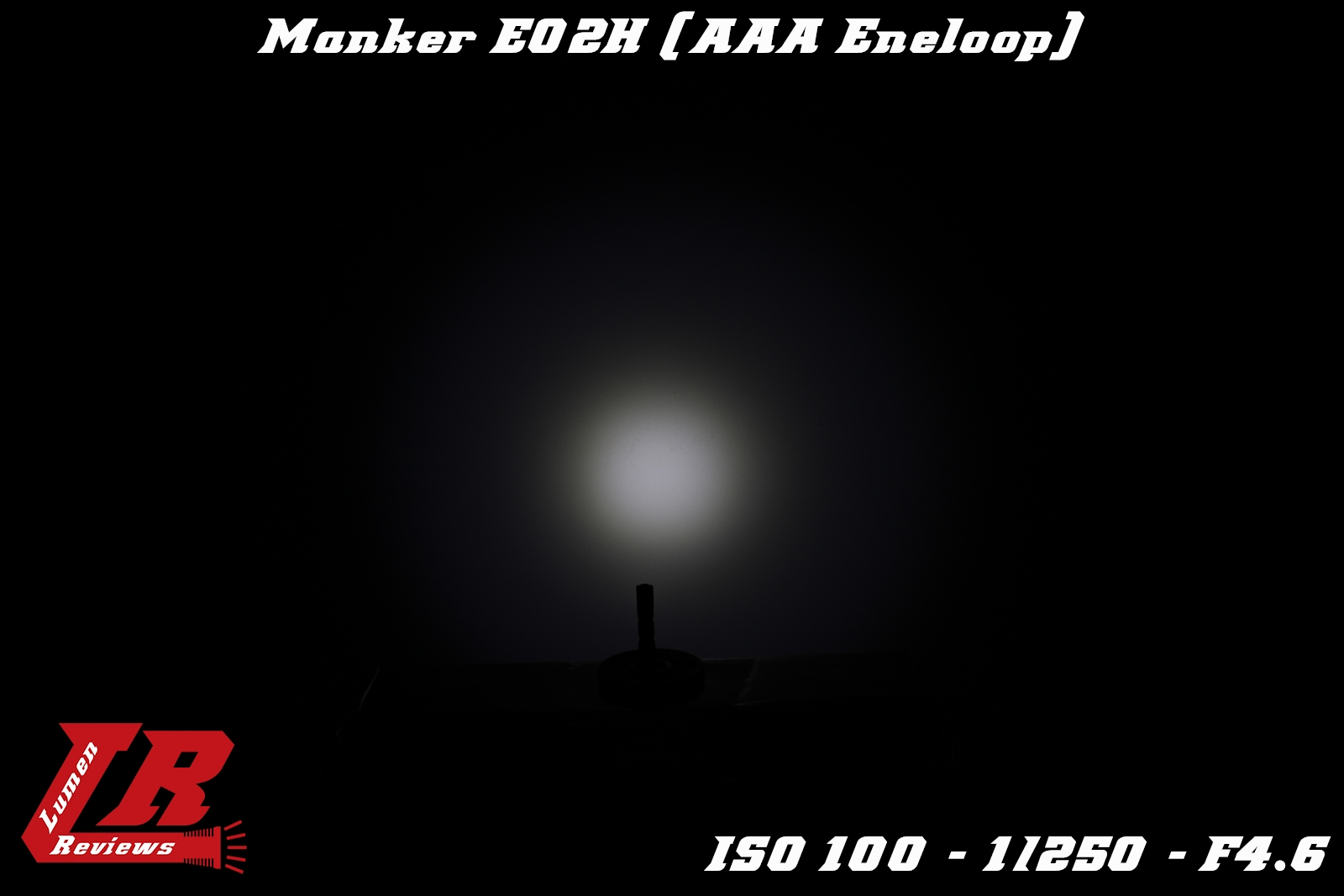 Manker E02H Beamshot 5