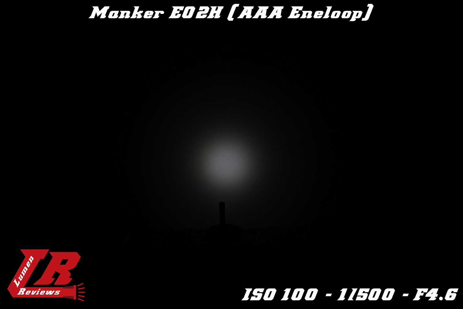 Manker E02H Beamshot 6