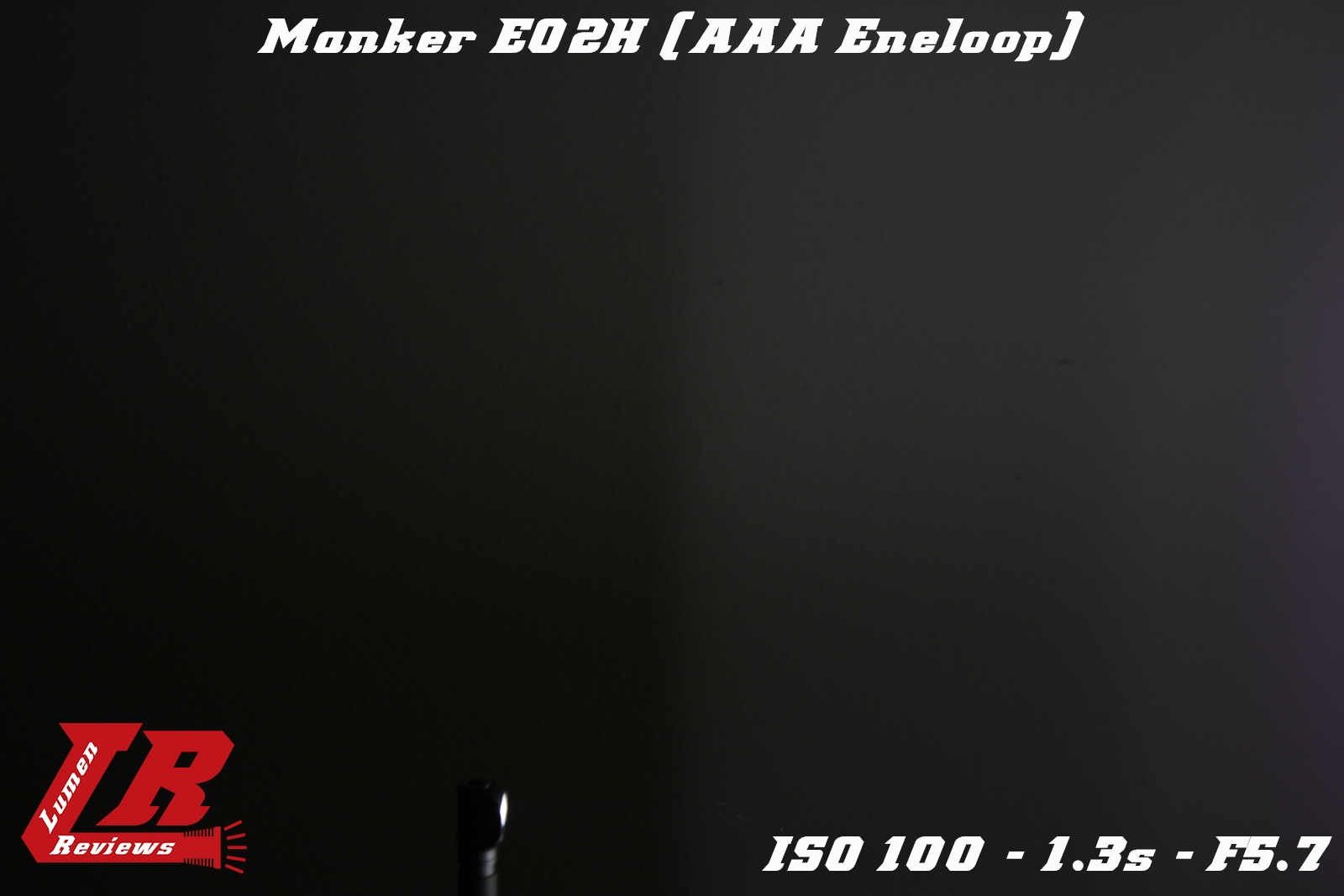 Manker E02H Beamshot 7