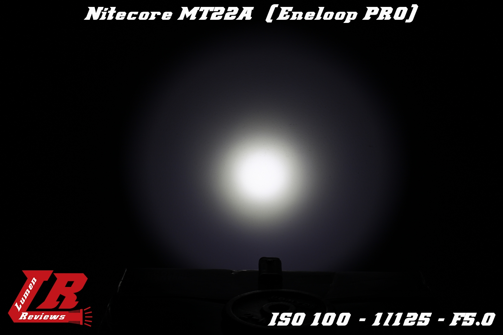 Nitecore MT22A 18