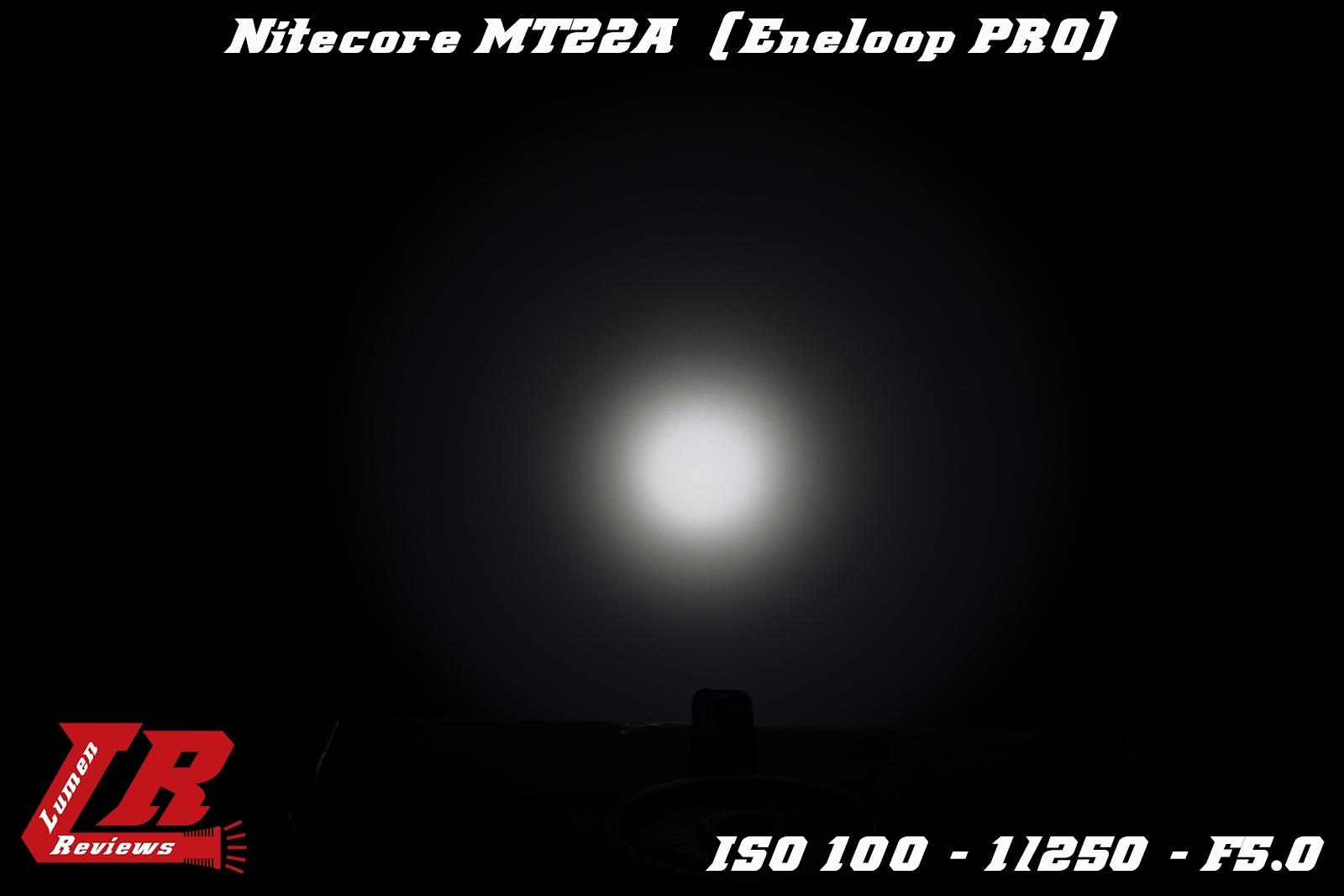Nitecore MT22A 19