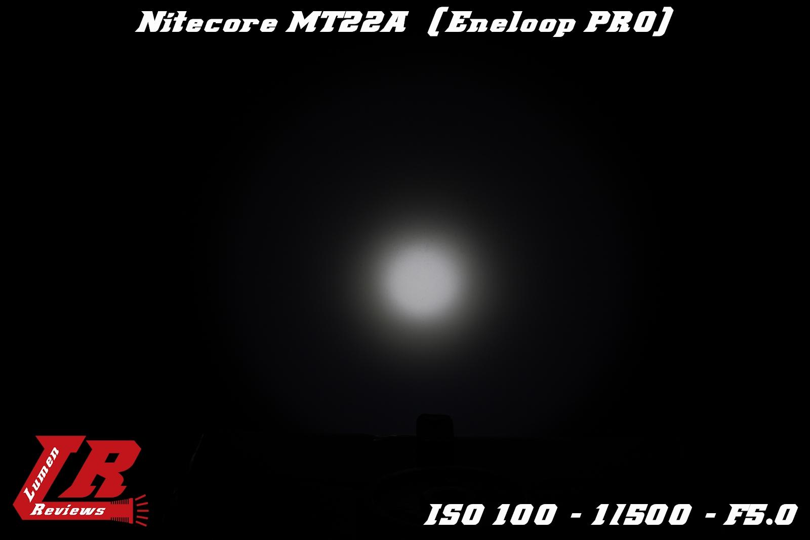 Nitecore MT22A 20