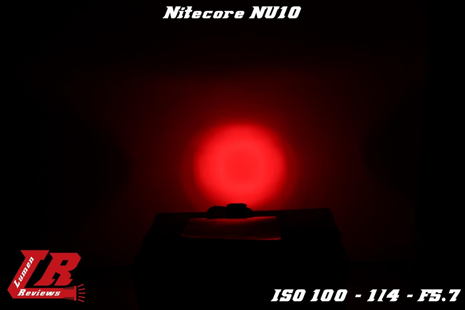 Nitecore NU10 13