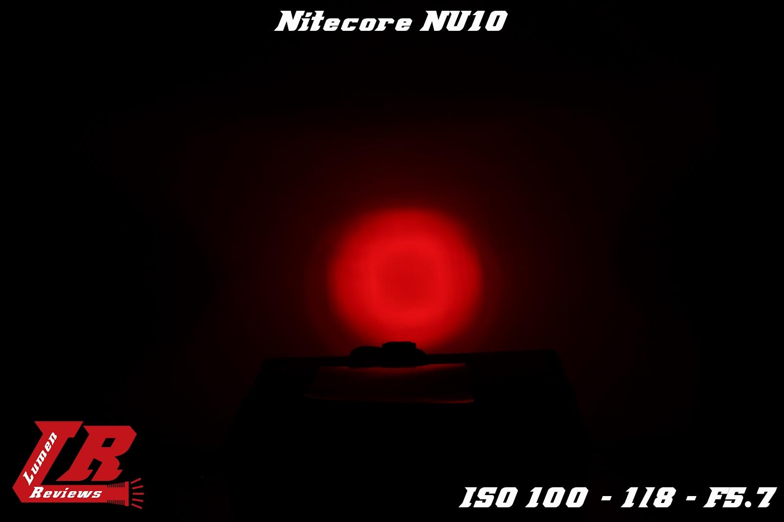 Nitecore NU10 14