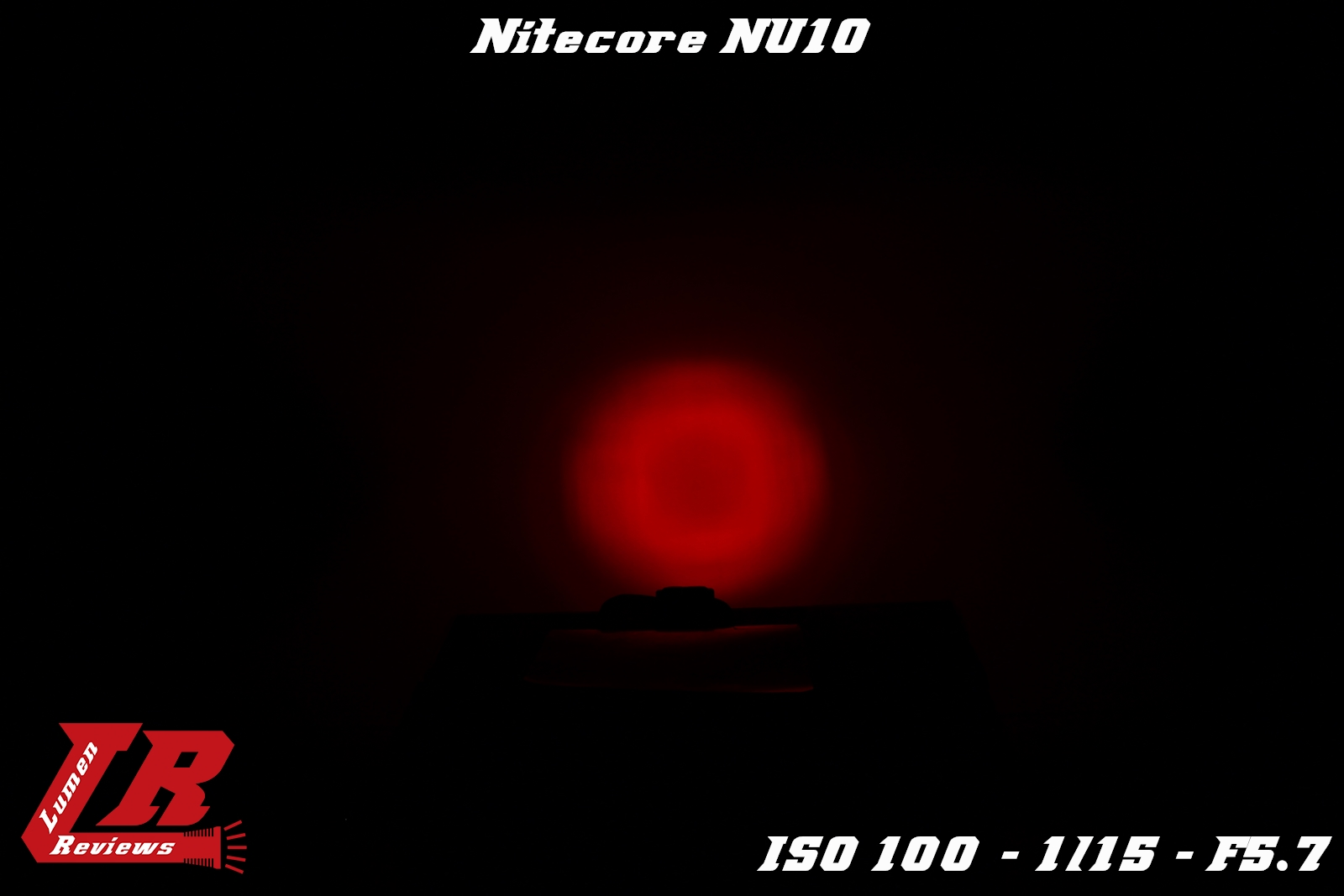 Nitecore NU10 15