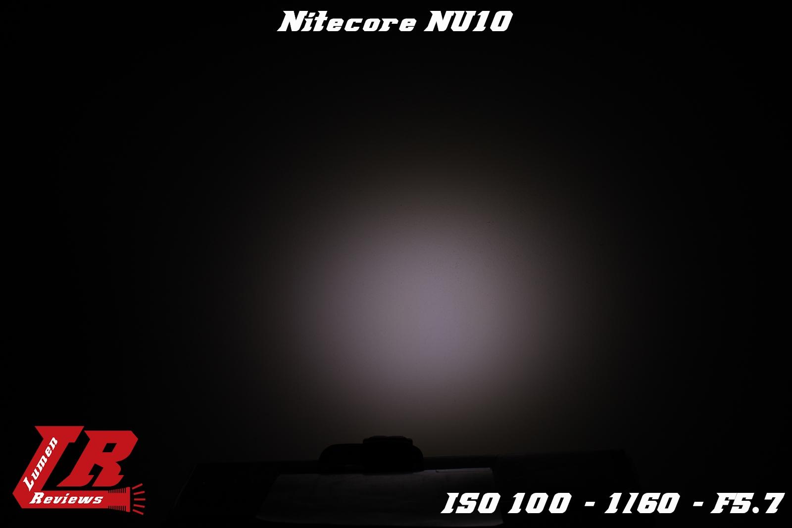 Nitecore NU10 20