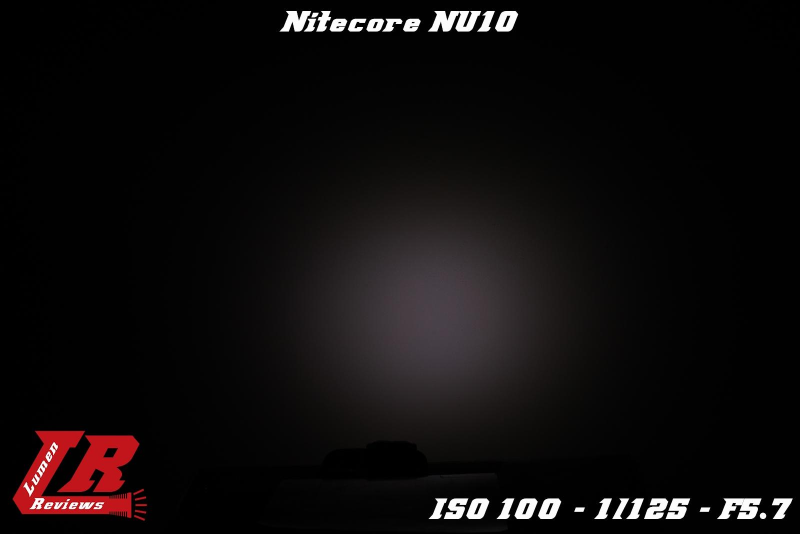 Nitecore NU10 21