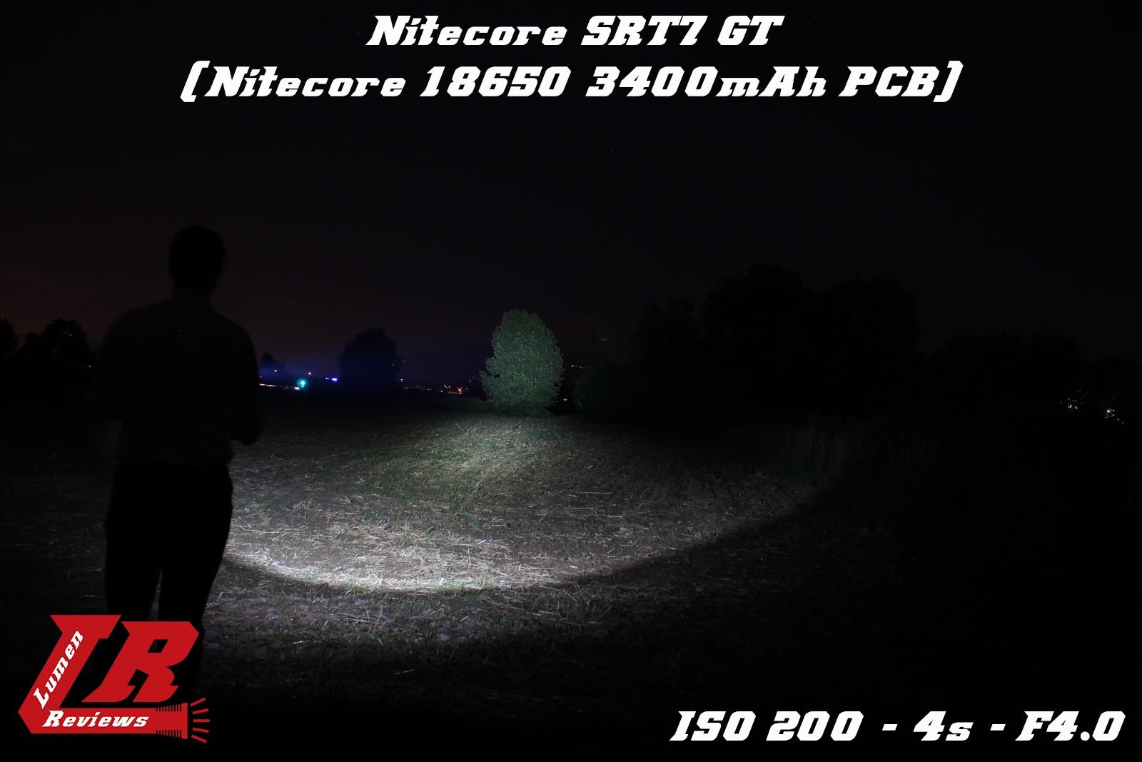 Nitecore SRT7GT 14