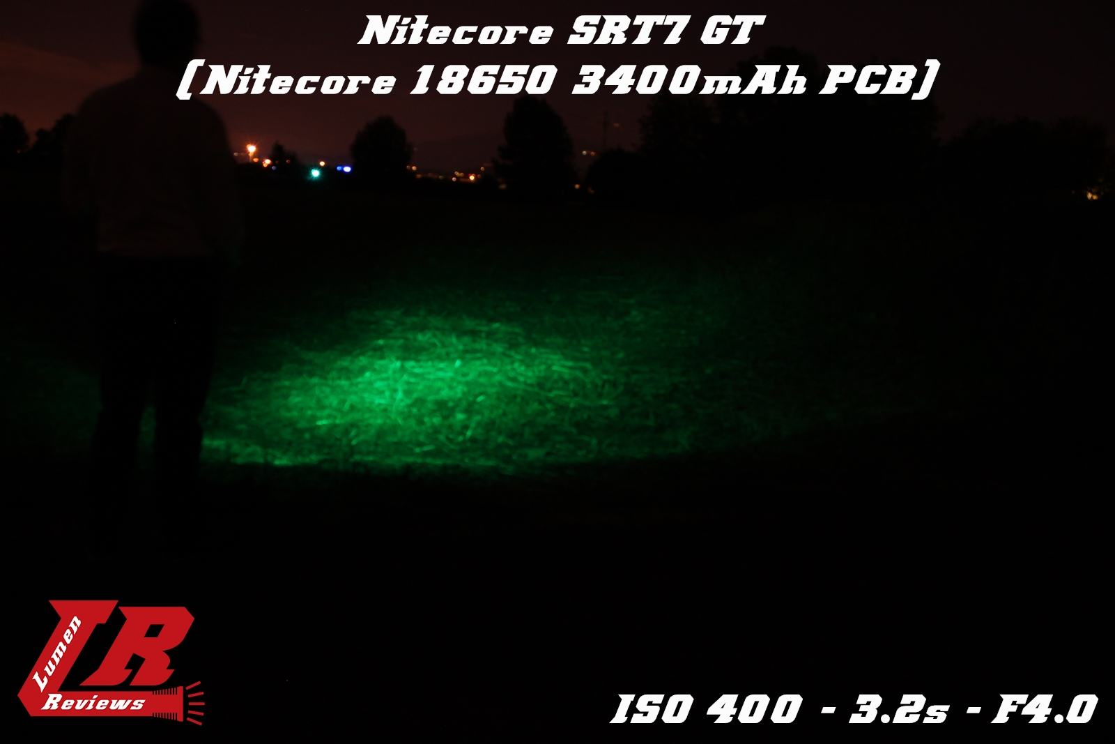 Nitecore SRT7GT 15