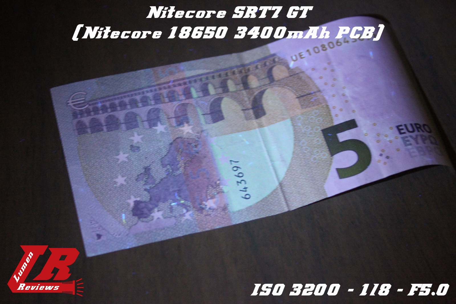 Nitecore SRT7GT 18