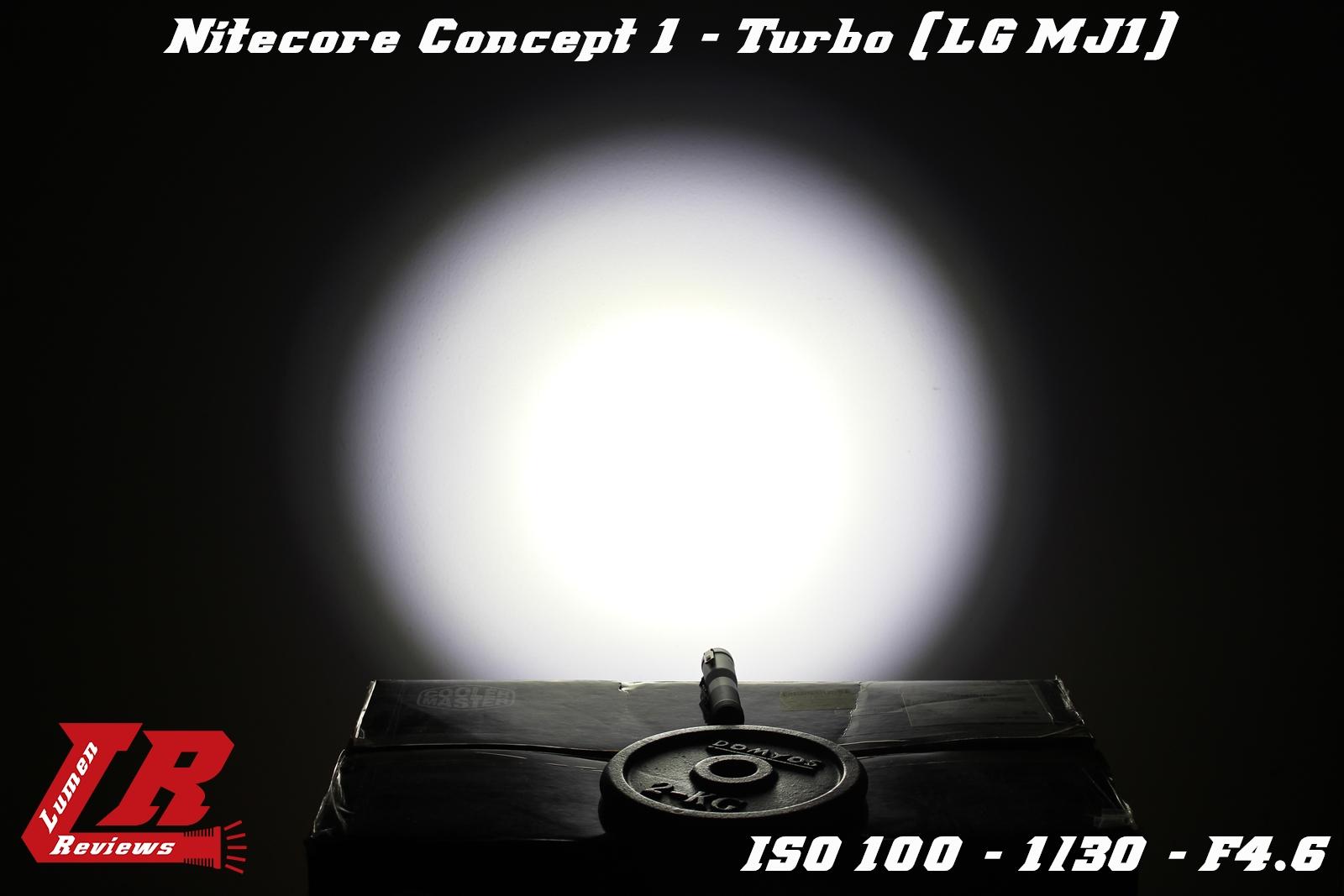 Nitecore Concept 1 12