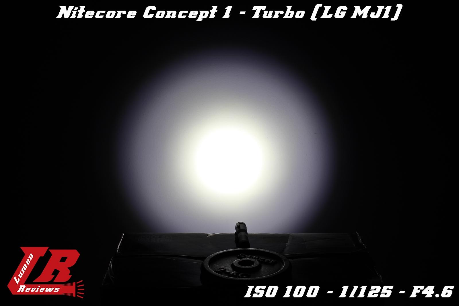 Nitecore Concept 1 14