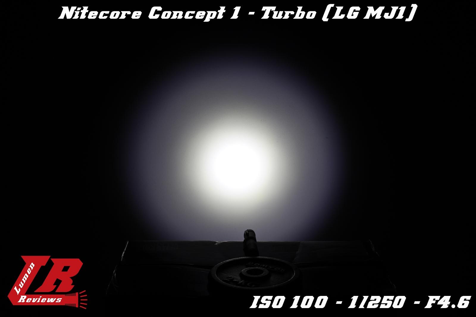 Nitecore Concept 1 15