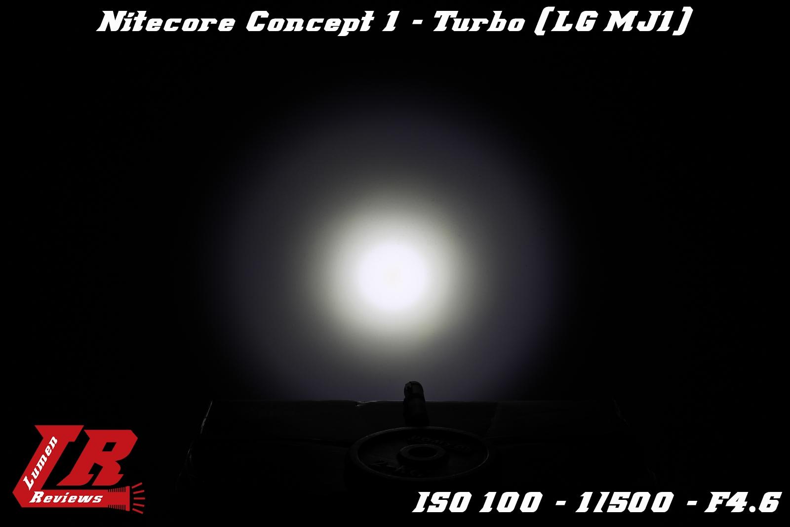 Nitecore Concept 1 16