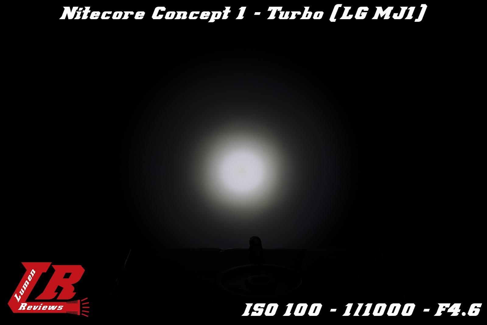 Nitecore Concept 1 17