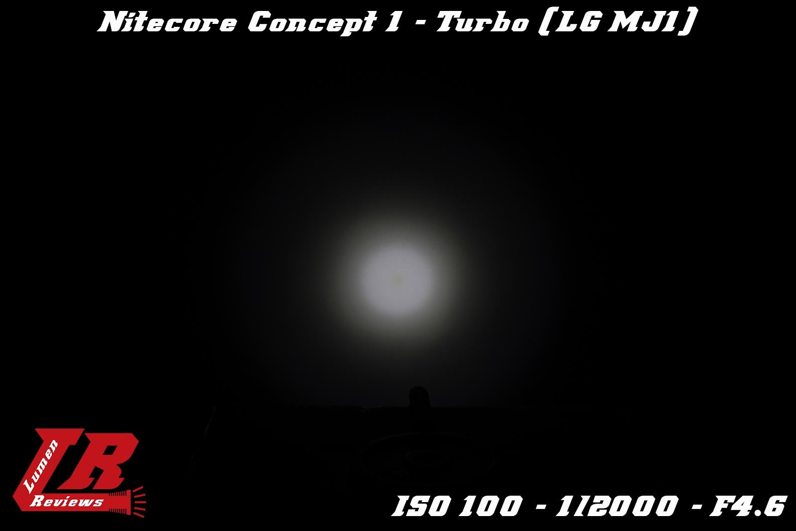 Nitecore Concept 1 18