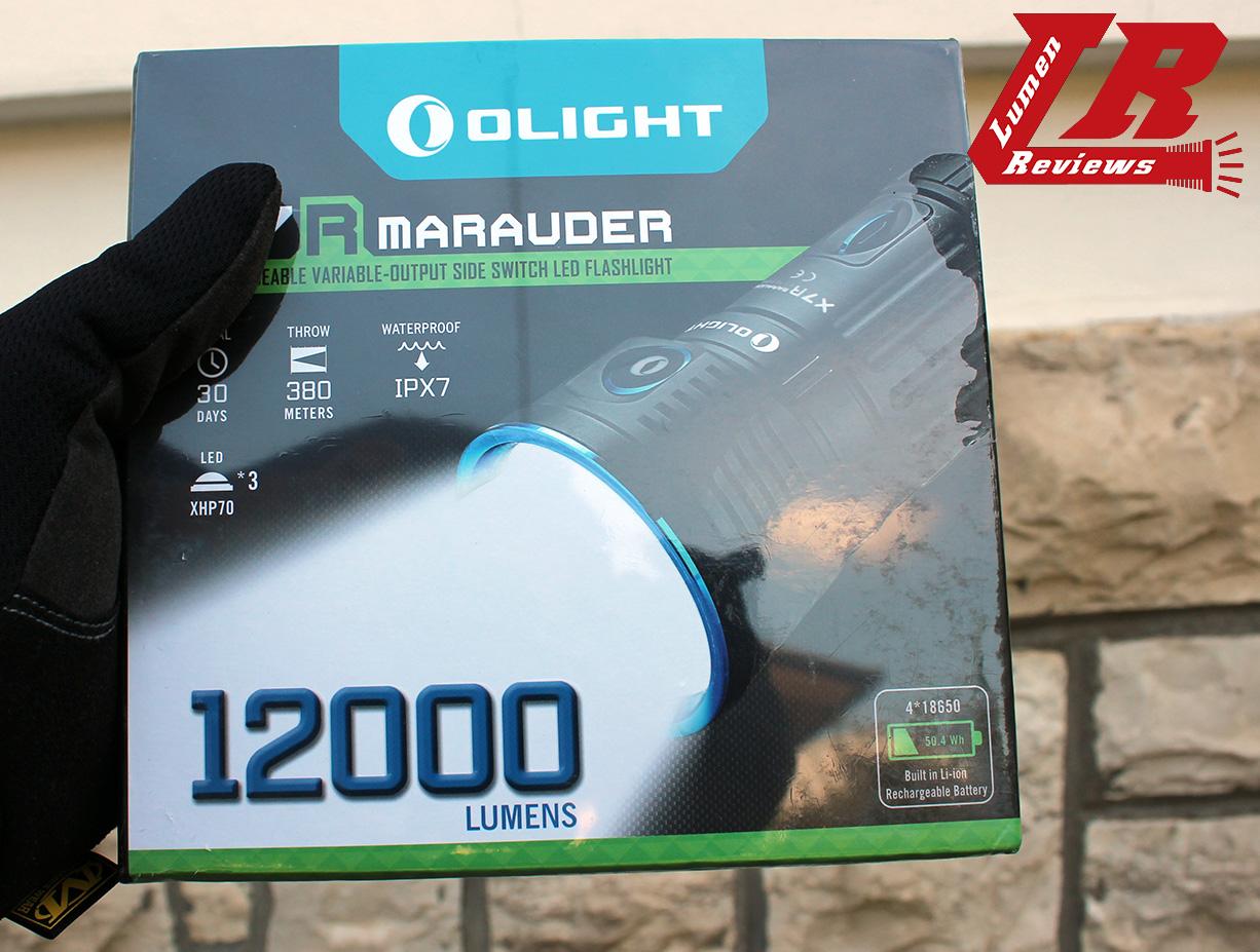 Olight X7R 01