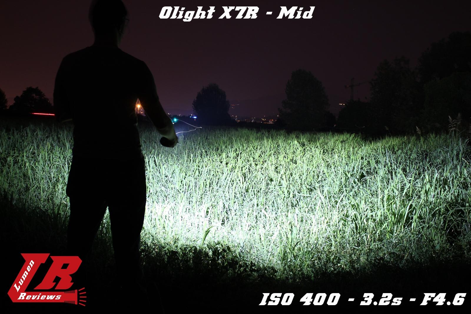 Olight X7R 25